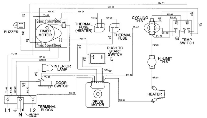 Diagram for MDE4916AYW