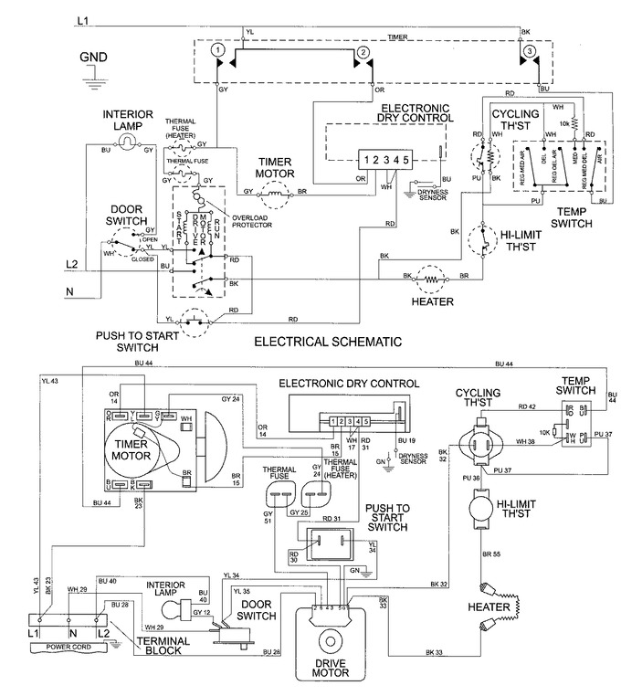 Diagram for MDE7600AZQ