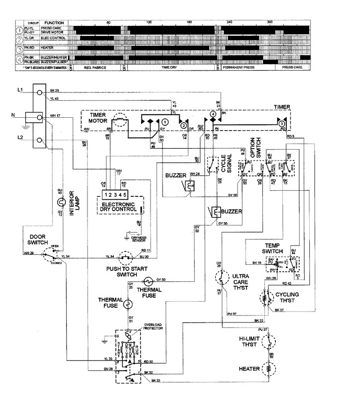 Diagram for MDE8058AYW