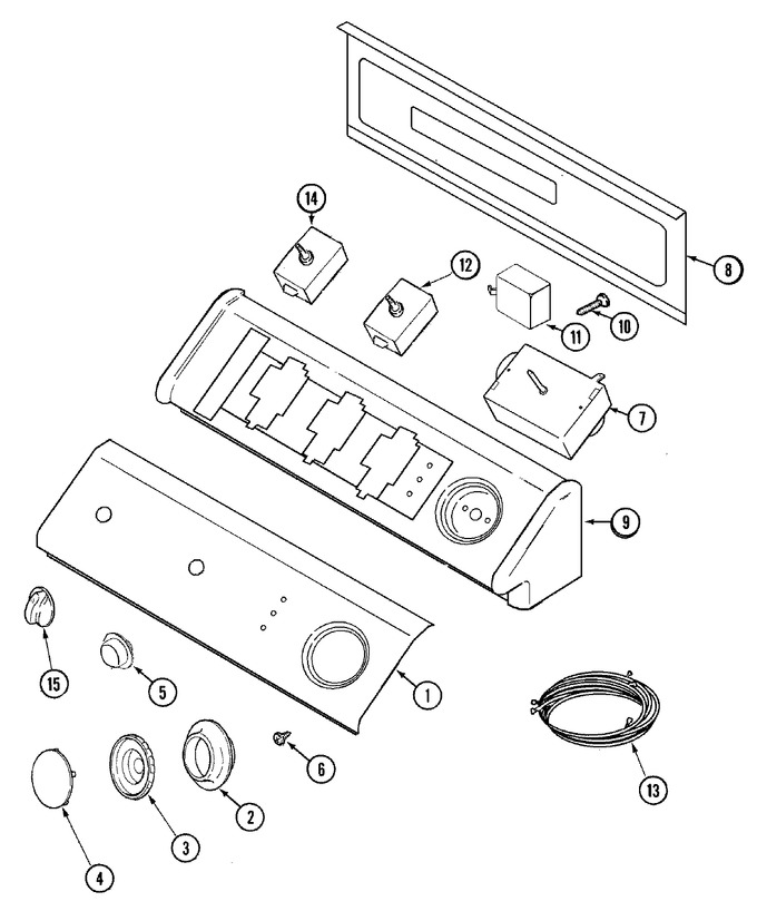 Diagram for MDE8550BGW