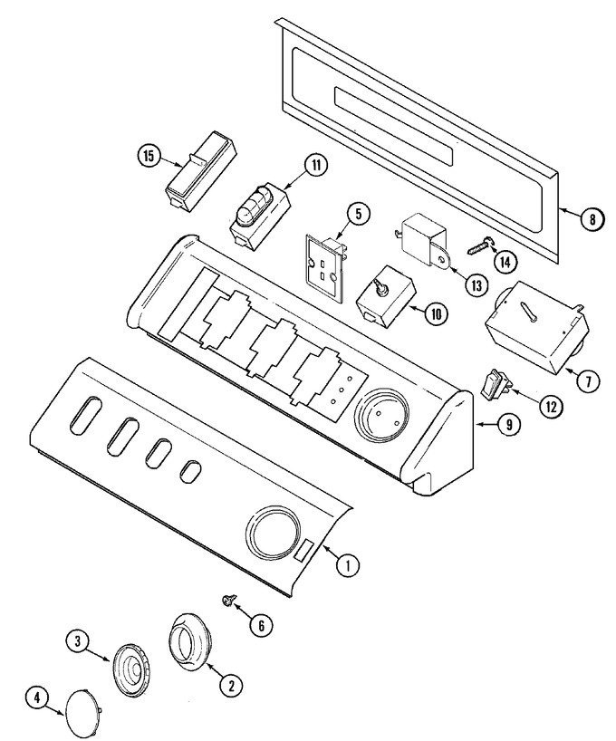 Diagram for MDE8757AYW