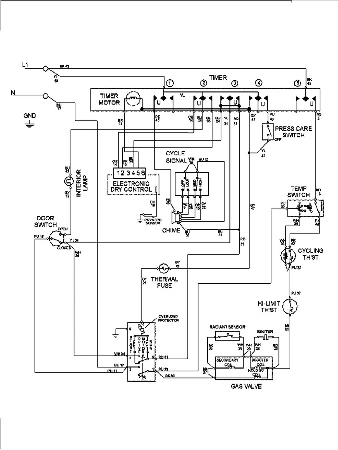 Diagram for MDG8400AWW