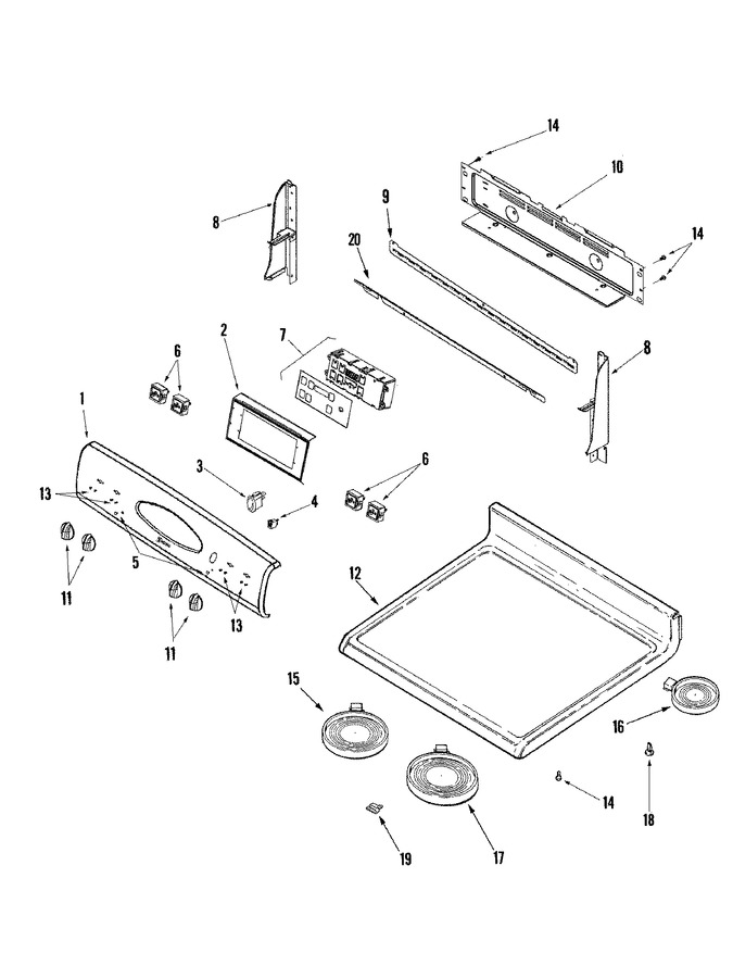 maytag mer5752bab parts | reliable parts  reliable parts