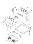 Diagram for 03 - Control Panel/top Assembly