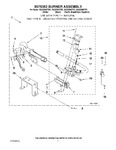 Diagram for 04 - 8576353 Burner