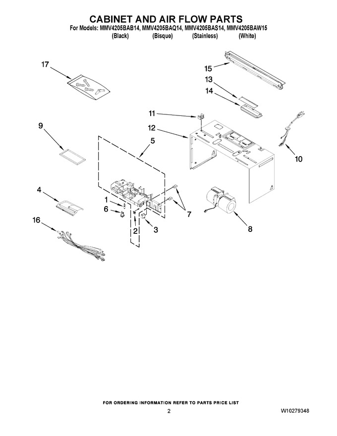 Diagram for MMV4205BAW15