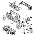 Diagram for 01 - Chassis Assy & Electrical Components