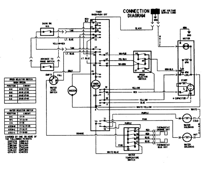 Diagram for PAV4960AWW