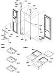 Diagram for 12 - Refrigerator/freezer Lights And Hinges