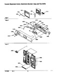 Diagram for 05 - Facade Cover/elec Brkt Assy/toe G