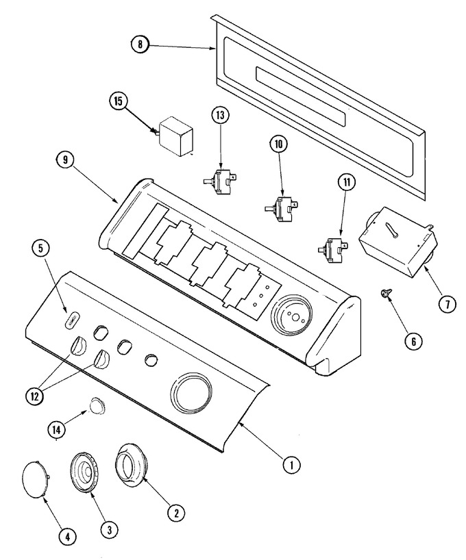 Diagram for SDE505DAZW