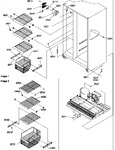 Diagram for 05 - Fz Shelves And Light