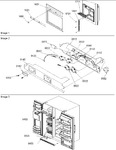 Diagram for 04 - Facade Dispenser Cover, Elect Brkt Assy