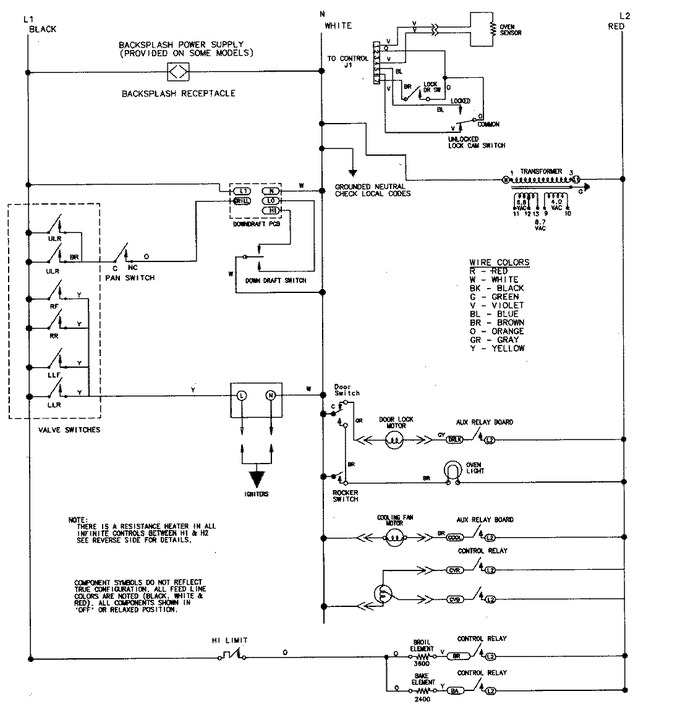 Diagram for SVD48600PF