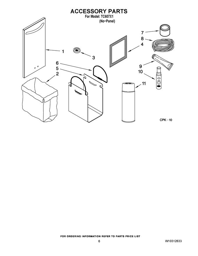 Diagram for TC607X1