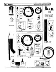 Diagram for 11 - Installation Accessories