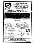 Diagram for 02 - Catalog Supplement (wc-wu 282)