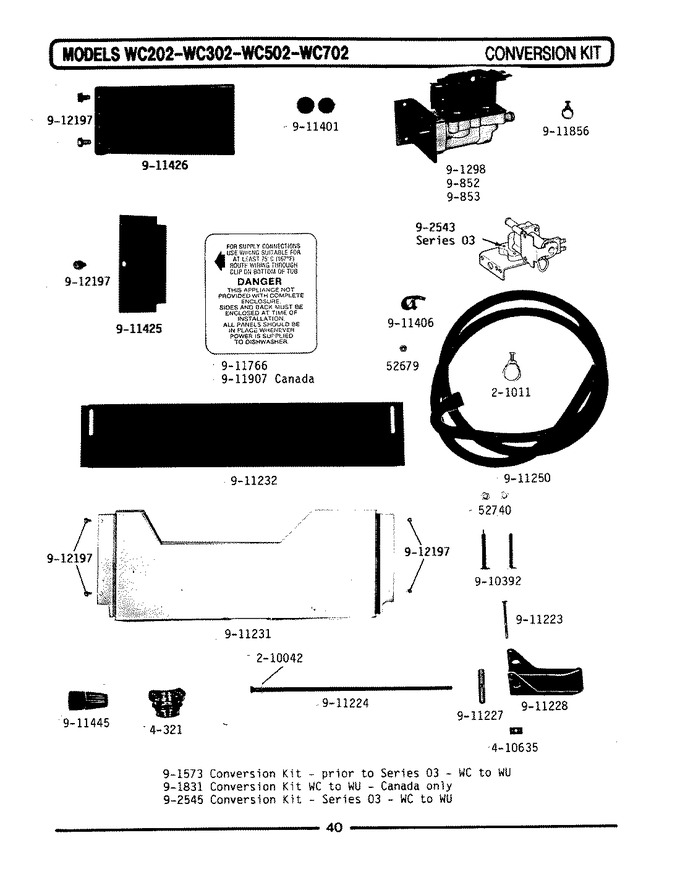 Diagram for WU482