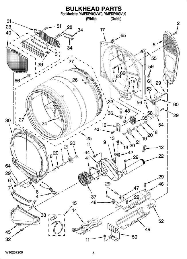 Diagram for YMEDE900VW0