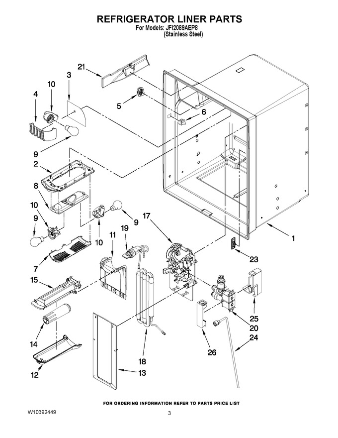 Diagram for JFI2089AEP8