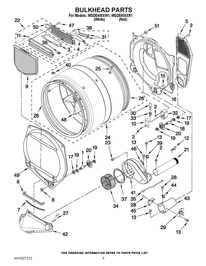 Diagram for MGDE400XR1