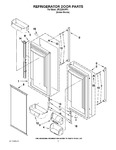 Diagram for 04 - Refrigerator Door Parts