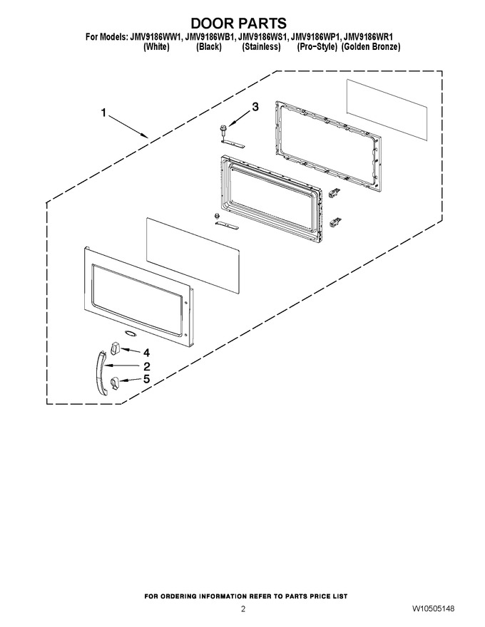 Diagram for JMV9186WP1
