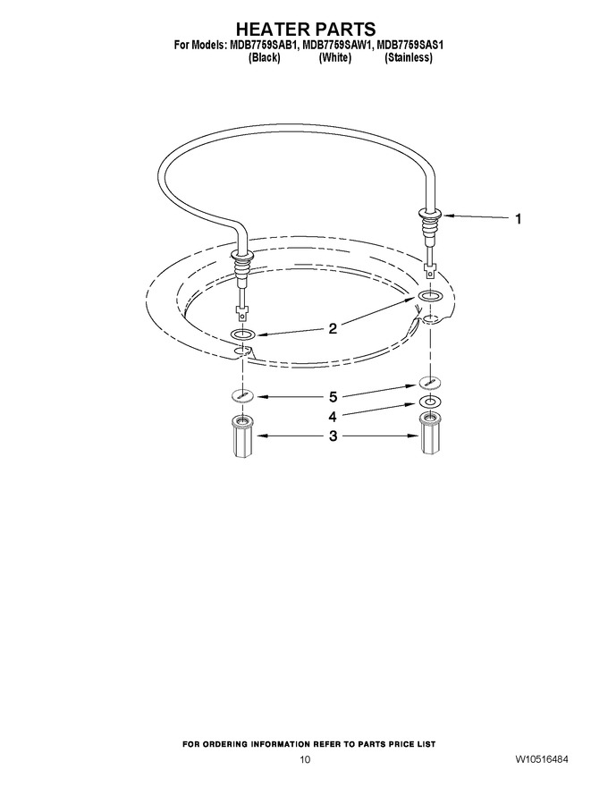 Diagram for MDB7759SAW1