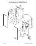 Diagram for 07 - Refrigerator Door P