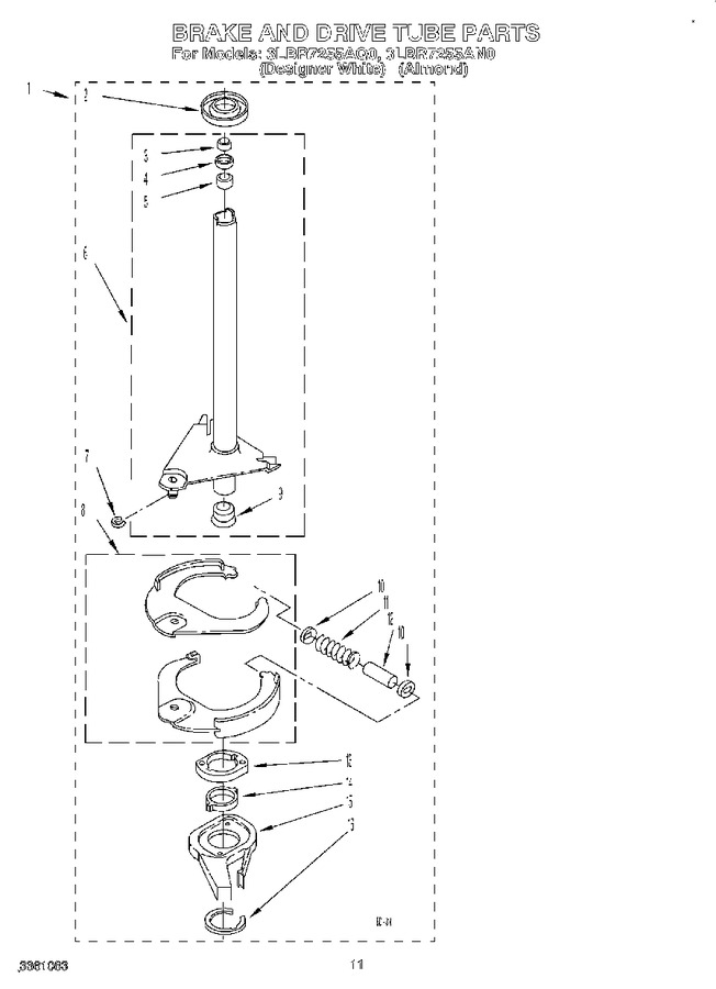 Diagram for 3LBR7255AN0