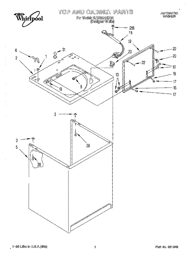 Diagram for 3LBR8255DQ0