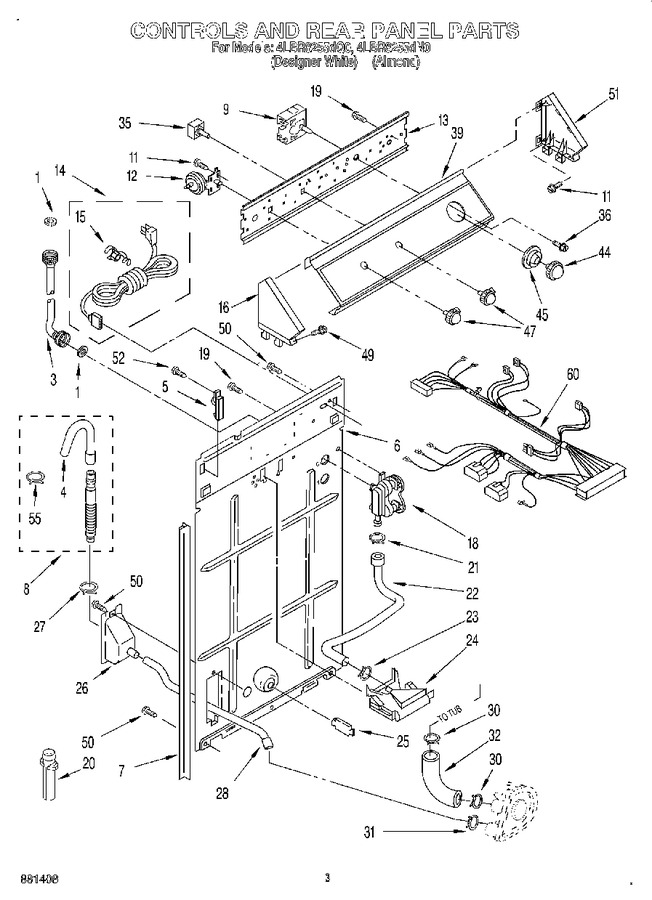 Diagram for 4LBR8255DN0