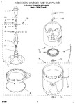 Diagram for 04 - Agitator, Basket And