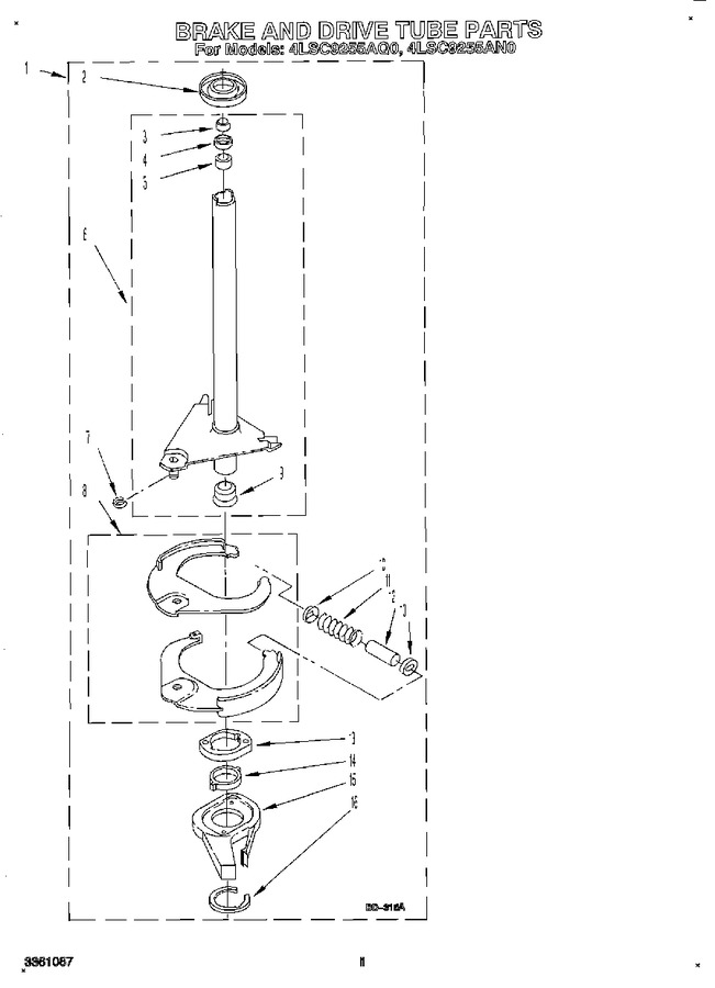 Diagram for 4LSC9255AN0