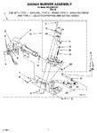 Diagram for 04 - 3402844 Burner Assembly, Optional Parts (not Included)