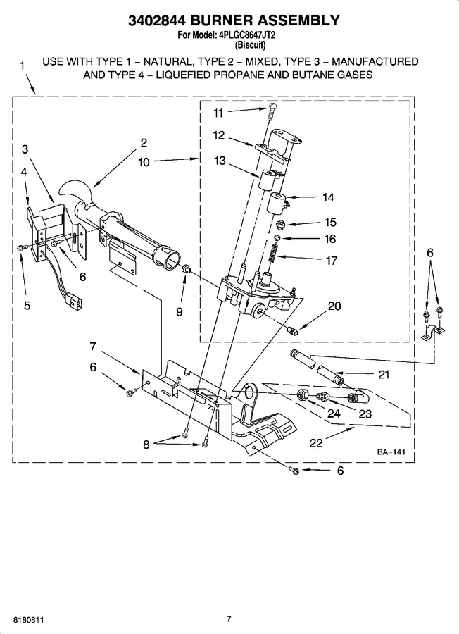 Diagram for 4PLGC8647JT2