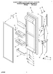 Diagram for 06 - Refrigerator Door