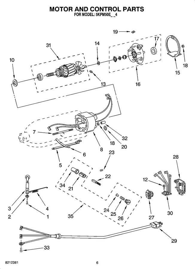 Diagram for 5KPM50EGR4