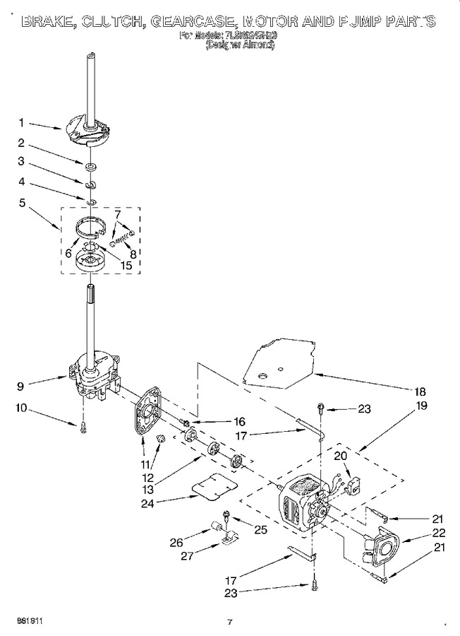 Diagram for 7LSR9245HZ0