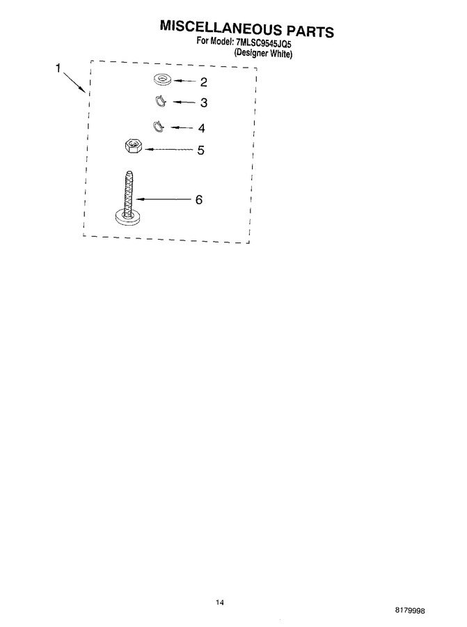 Diagram for 7MLSC9545JQ5