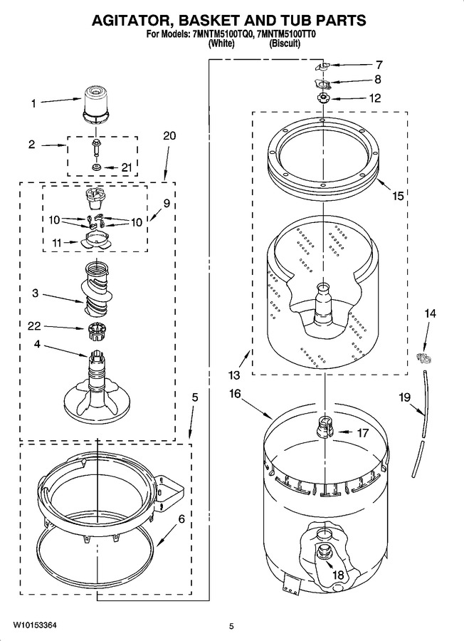 Diagram for 7MNTM5100TT0