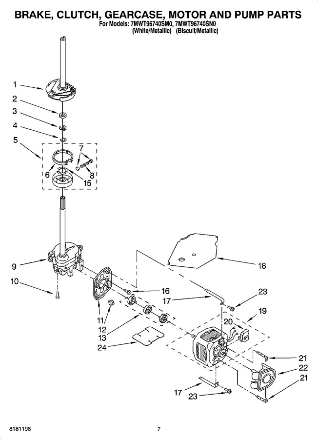 Diagram for 7MWT96740SM0