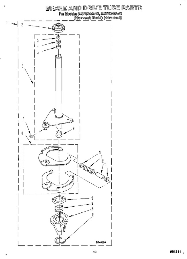 Diagram for 8LSP8245AN2