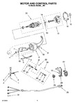 Diagram for 04 - Motor And Control Parts, Accessory Parts
