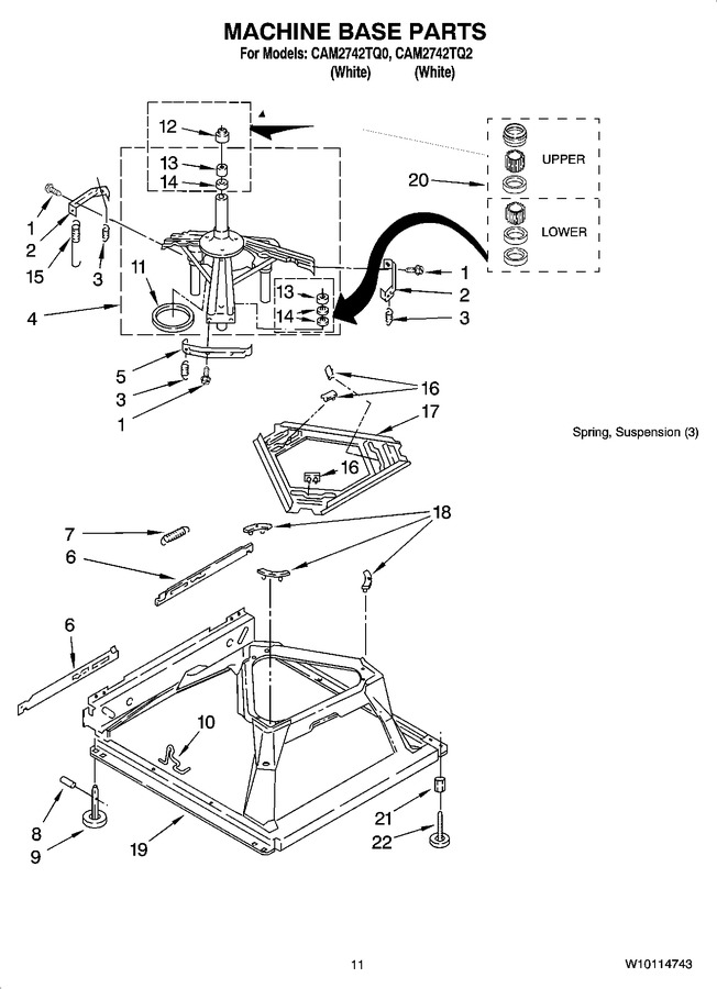 Diagram for CAM2742TQ2