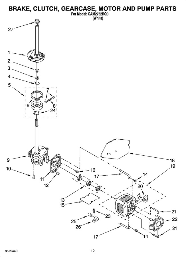 Diagram for CAM2752RQ0