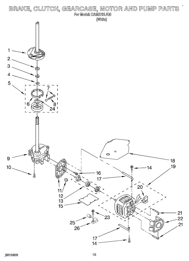 Diagram for CAM2761JQ0