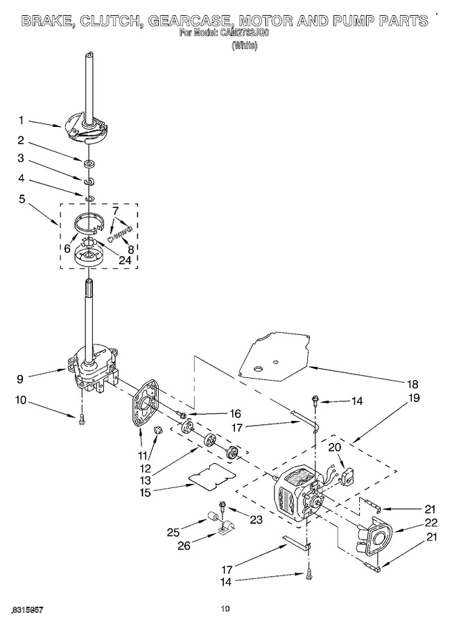 Diagram for CAM2762JQ0