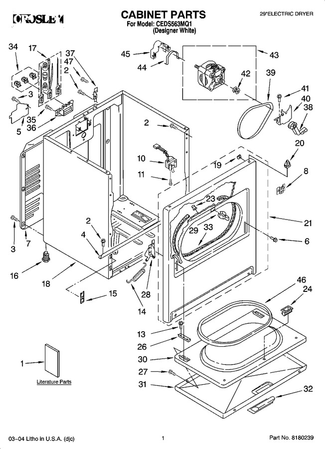 Diagram for CEDS563MQ1