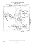Diagram for 05 - 694670 Burner, Wiring Harness